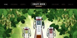 Avada Craft Beer