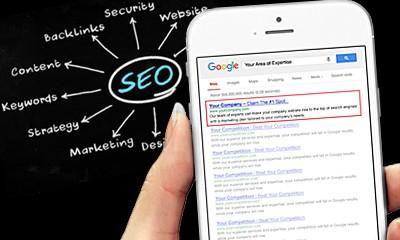Référencement Google naturel (SEO)