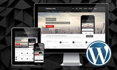 Création ou modification de site WordPress